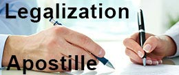 Apostille & consular legalization for RFC certificate & FSS notification